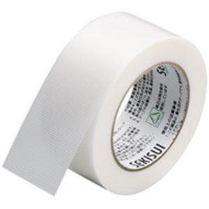 その他 (業務用50セット) セキスイ 養生用テープフィットライト738 幅50mm×長さ50m 半透 ds-1740346