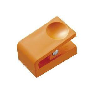 その他 (業務用20セット) ジョインテックス マグネットクリップ(プラ)橙10個 B511J-O10 ds-1740768