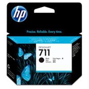 その他 (業務用5セット) HP ヒューレット・パッカード インクカートリッジ 純正 【hp711 CZ133A】 ブラック(黒) 大容量 ds-1741784