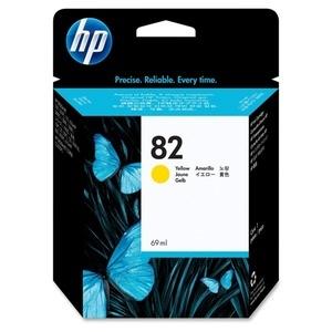 その他 (業務用5セット) HP ヒューレット・パッカード インクカートリッジ 純正 【HP82 C4913A】 イエロー(黄) ds-1743837