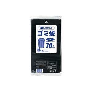 その他 (業務用100セット) ジョインテックス ゴミ袋 LDD 黒 70L 10枚 N210J-70 ds-1743983