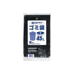 その他 (業務用200セット) ジョインテックス ゴミ袋 LDD 黒 45L 10枚 N210J-45 ds-1744855