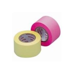 その他 (業務用100セット) ヤマト メモックロール替テープ蛍光 WR-25H-6A ds-1745382