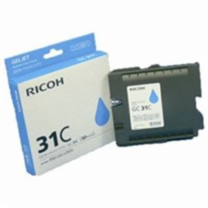 その他 (業務用5セット) RICOH(リコー) ジェルジェットカートリッジ GC31Cシアン ds-1747022