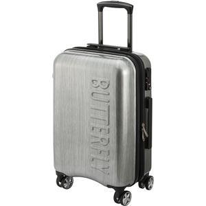 その他 バタフライ(Butterfly) 卓球キャリングケース メロワ・スーツケース 62790 シルバー ds-1755360