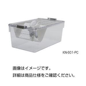 その他 (まとめ)ラットケージ KN-601-T【×3セット】 ds-1594524
