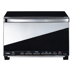 その他 ツインバード ミラーガラスオーブントースター ブラック TS-D057B ds-1763926