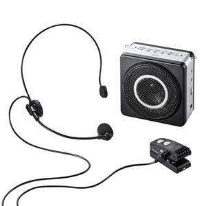 その他 サンワサプライ ワイヤレスポータブル拡声器 MM-SPAMP5 ds-1764553