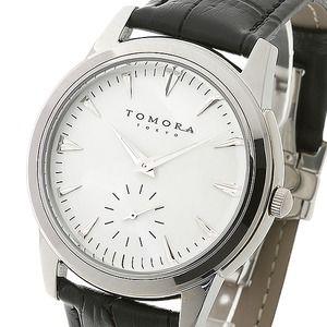 その他 TOMORA TOKYO(トモラトウキョウ) 腕時計 日本製 T-1602-SSWH ds-1765208