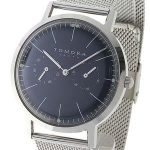 その他 TOMORA TOKYO(トモラトウキョウ) 腕時計 日本製 T-1603-BL ds-1765850