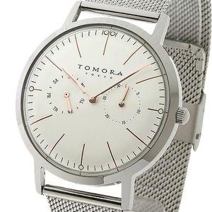 その他 TOMORA TOKYO(トモラトウキョウ) 腕時計 日本製 T-1603-PWH ds-1765852