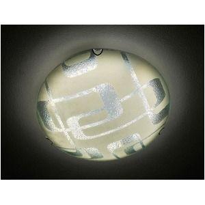 その他 シーリングライト(照明器具) リモコン付き 調光調温 リモコン三段調節 金属/ガラス製 〔リビング照明/ダイニング照明〕【代引不可】 ds-1808166