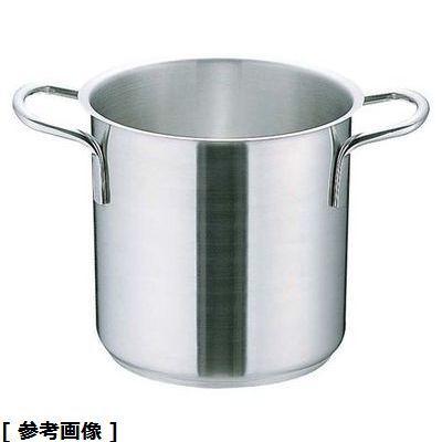 TKG (Total Kitchen Goods) ムラノインダクション18-8寸胴鍋((蓋無)36) AZV7706