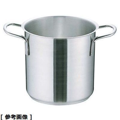 TKG (Total Kitchen Goods) ムラノインダクション18-8寸胴鍋((蓋無)50) AZV7709【納期目安:1週間】