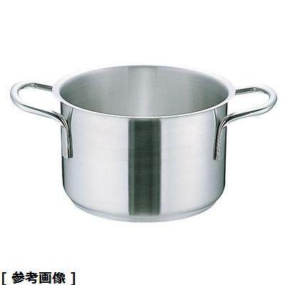 TKG (Total Kitchen Goods) ムラノインダクション18-8半寸胴鍋 AHVA309