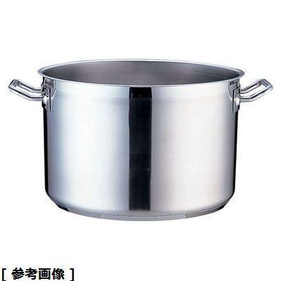 その他 TKGPRO(プロ)半寸胴鍋(蓋無) AHV6434