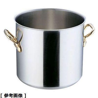遠藤商事 SAスーパーデンジ寸胴鍋(蓋無)(48) AZV21048