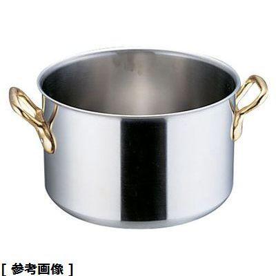 遠藤商事 SAスーパーデンジ半寸胴鍋(蓋無)(45) AHV54045