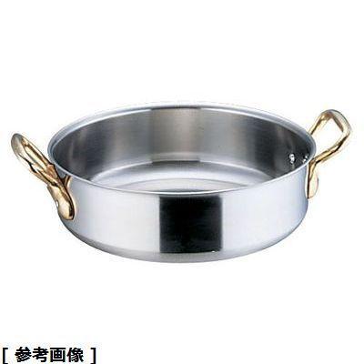 遠藤商事 SAスーパーデンジ外輪鍋(蓋無)(27) AST95027