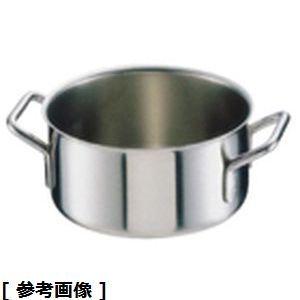 SITRAM(シットラム) シットラムイノックス18-10半寸胴鍋三重底((蓋無)20B 20) AHV09020
