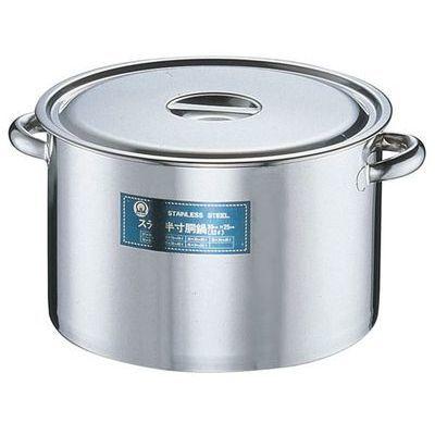 TKG (Total Kitchen Goods) SA18-8半寸胴鍋(目盛付) AHV11042