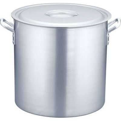 TKG (Total Kitchen Goods) 寸胴鍋アルミニウム(アルマイト加工) AZV6348【納期目安:2週間】