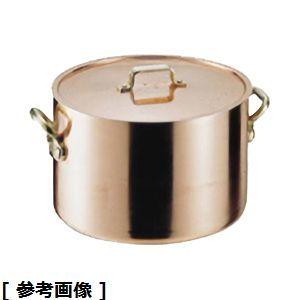 遠藤商事 SAエトール銅半寸胴鍋(30) AHV05030