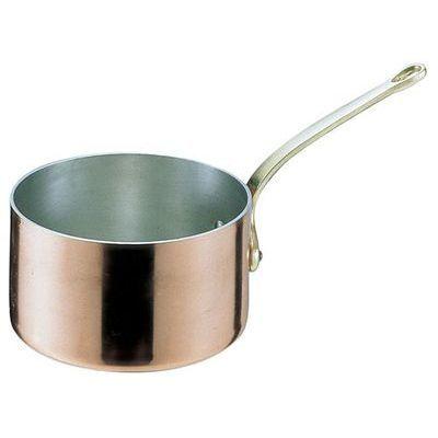 遠藤商事 SAエトール銅片手深型鍋(24) AKT06024