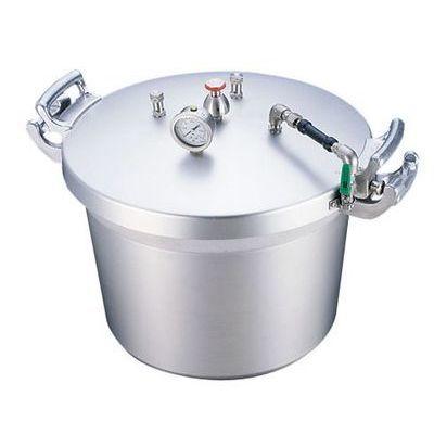 その他 SAアルミ業務用圧力鍋(第2安全装置付) AAT15040
