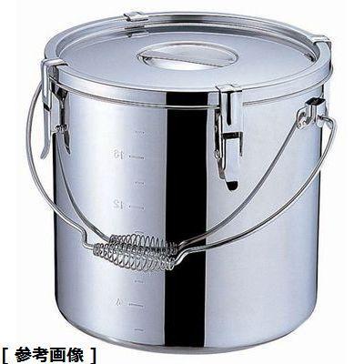 TKG (Total Kitchen Goods) SAモリブデン目盛付パッキン寸胴鍋 AZV7130