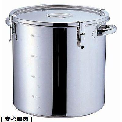 TKG (Total Kitchen Goods) SAモリブデン目盛付パッキン寸胴鍋 AZV7145