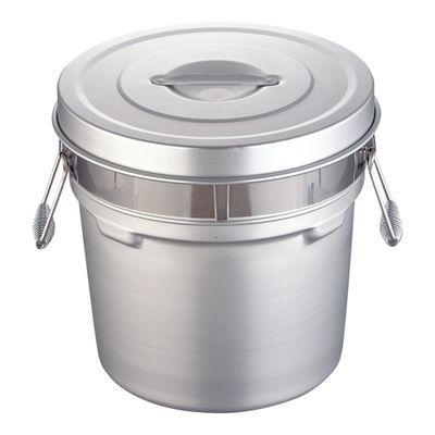 その他 アルマイト段付二重食缶 ASY74250