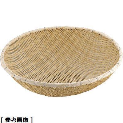 その他 竹製藤巻揚ザル AAG4804