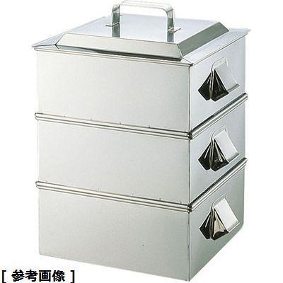 爆買い! TKG (Total Kitchen Goods) SA21-0業務用角蒸器2段(36cm) AMS65036, ステッカーショップ クレセント 952305a3