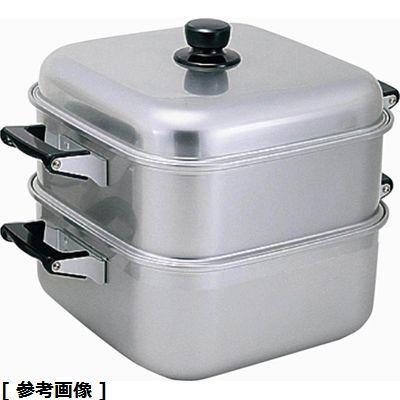 その他 アルマイト角型蒸器 AMS71331