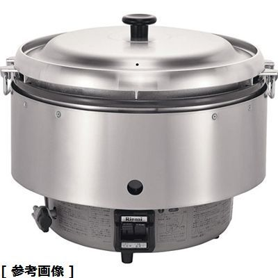 その他 リンナイ業務用ガス炊飯器(涼厨) DSIL501