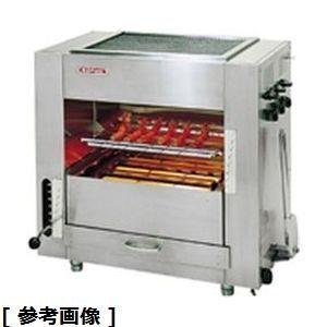 その他 ガス赤外線同時両面焼グリラー「武蔵」 (中型)SGR-65 13A DGL022