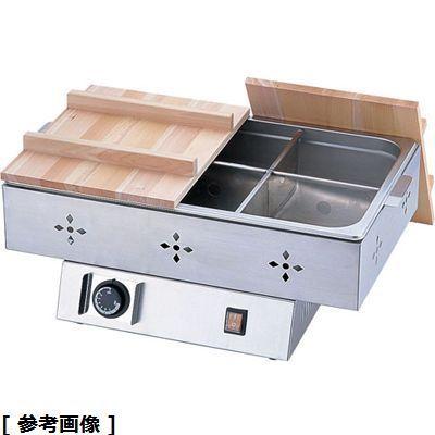 TKG (Total Kitchen Goods) TKG電気おでん鍋6ッ切 EOD3701