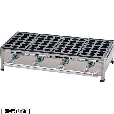 その他 関西式たこ焼器(18穴) GTK7810