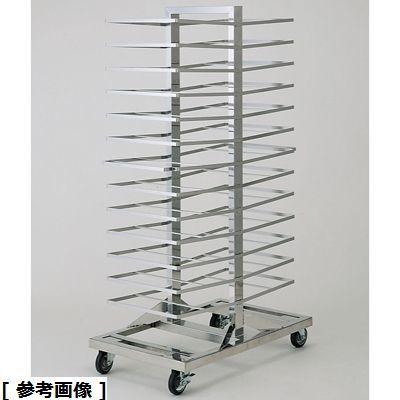 TKG (Total Kitchen Goods) SA18-8天板収納トンボラック 片面(13枚差) WTV22013