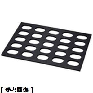 その他 ゴム製小判ダコワーズ6枚取用(25穴) WDK24006