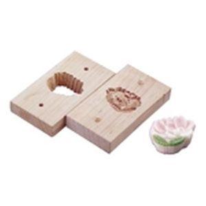 その他 手彫物相型(上生菓子用)手折桜 WBT14