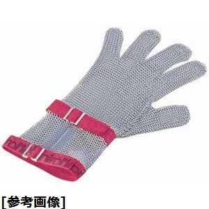 TKG (Total Kitchen Goods) ニロフレックスメッシュ手袋5本指(L C-L5青 ショートカフ付) STB6801