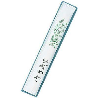 その他 割箸完封笹柄楊枝入り松6寸小判 XHSA5