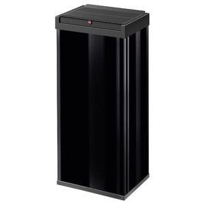 その他 Hailo(ハイロ)ニュービッグボックス60L ブラック(ゴミ箱・ダストBOX) 60083 ds-1607453