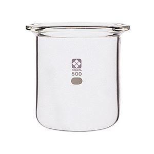 その他 【柴田科学】セパラブルフラスコ 円筒形 バンド式 85mm 1L 005820-1000 ds-1750013