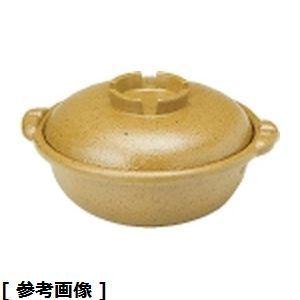 TKG (Total Kitchen Goods) アルミ合金黄瀬戸土鍋風鍋33 QDN08033