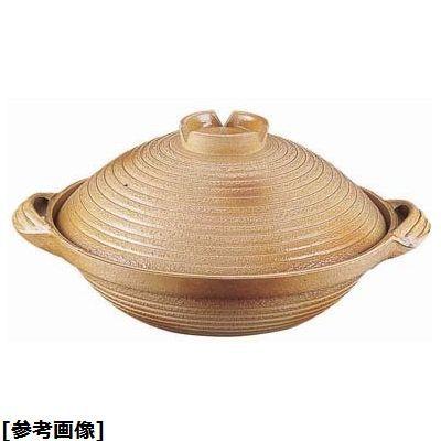 その他 アルミ電磁用手造り土鍋楽鍋(新幸楽) QDN1130
