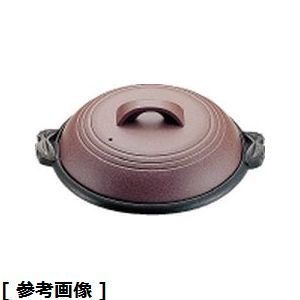 その他 アルミ陶板鍋素焼き茶横綱42 QTU18541