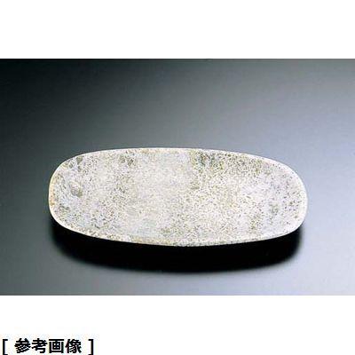 その他 石器角小判皿YSSJ-015 RIS1602